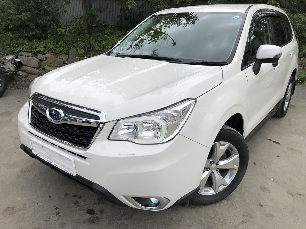 Subaru Forester, 2015 г.