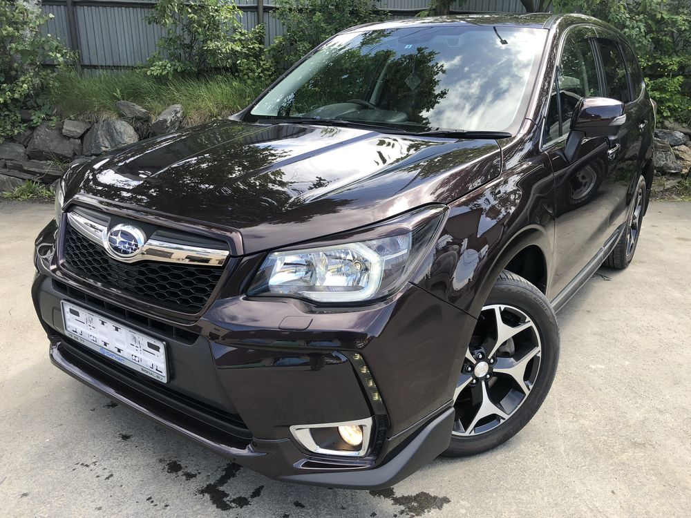 Subaru Forester, 2013 г.