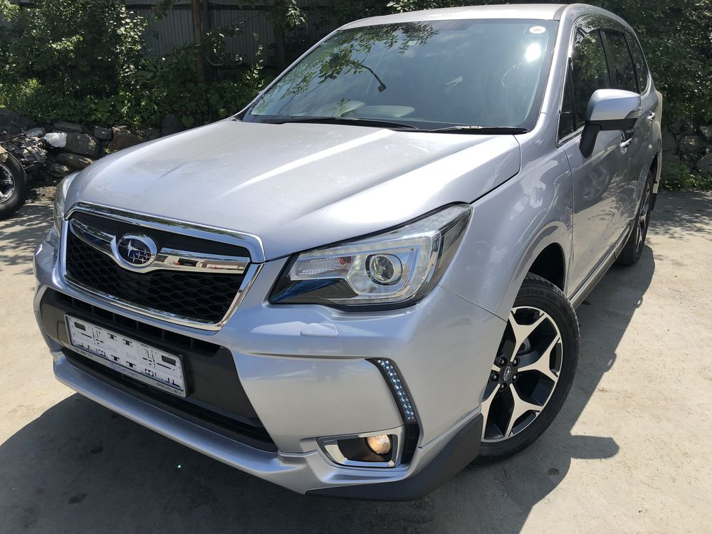 Subaru Forester, 2017 г.