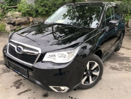 Subaru Forester, 2014 г.