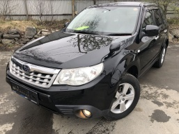 Subaru Forester 2012 г.