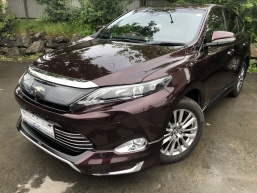 Toyota Harrier, 2015 г.в.